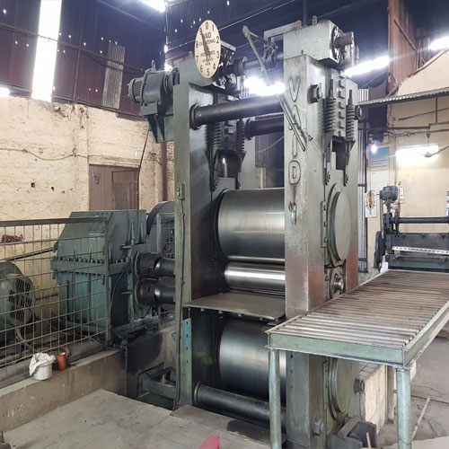 cold rolling mills for sheet, cold rolling mills for strip, cold