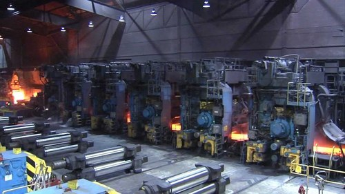 Stainless Steel 5 Hi Hot Rolling Mill Hot Rolling Mill