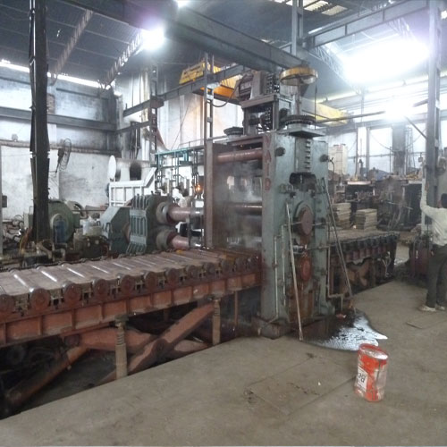 Hot Rolling Mills for Plates, Slabs & Strip