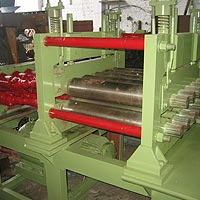 Multi-Roll Straightening Machines