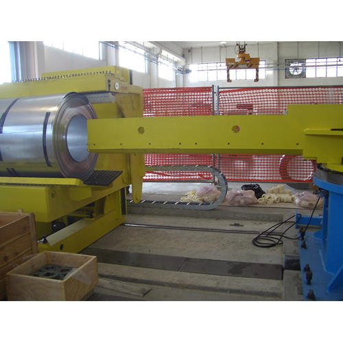Copper & Brass Strip Slitting Line